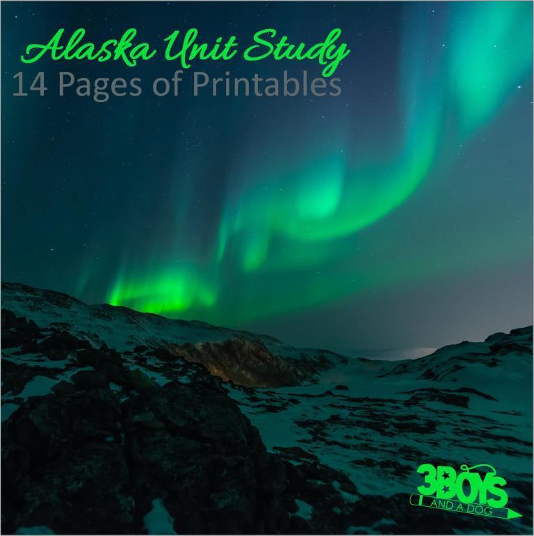 Alaska State Unit Study