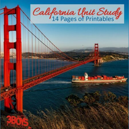 California State Unit Study