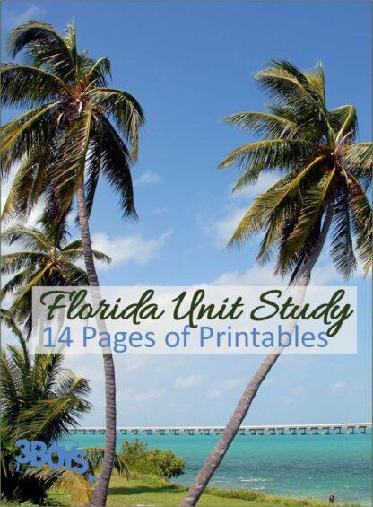 Florida State Unit Study