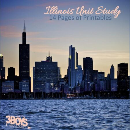 Illinois State Unit Study