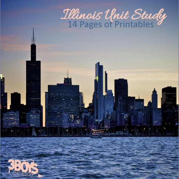 Illinois State Unit Study