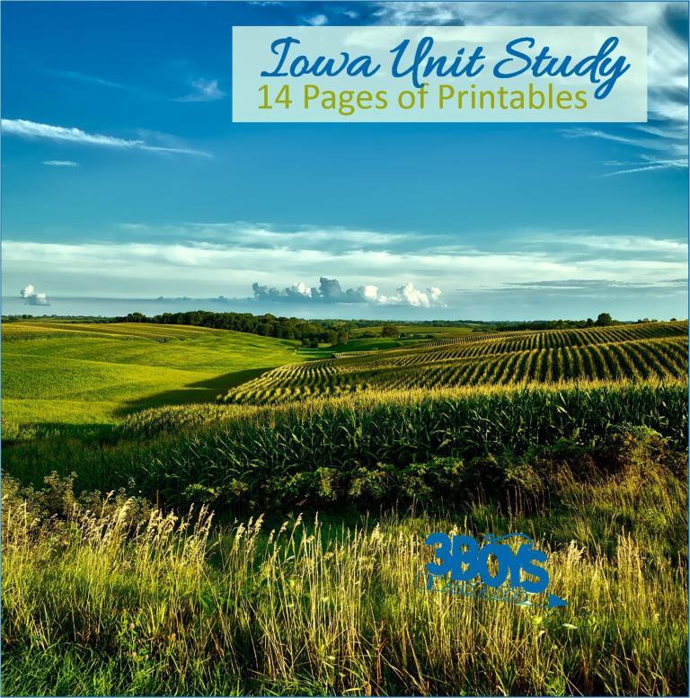 Iowa State Unit Study