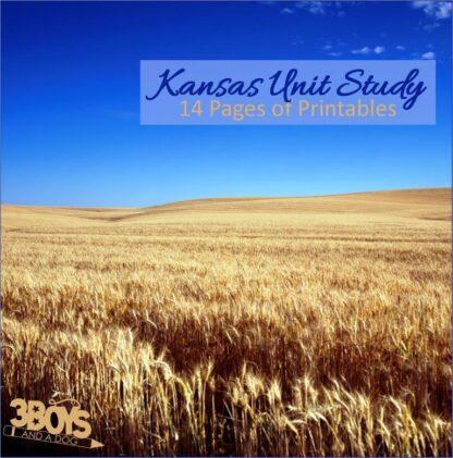 Kansas State Unit Study