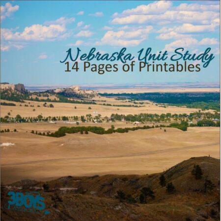 Nebraska State Unit Study