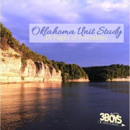 Oklahoma State Unit Study