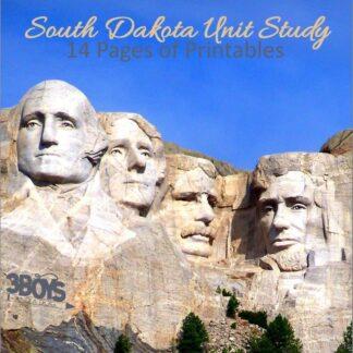 South Dakota State Unit Study