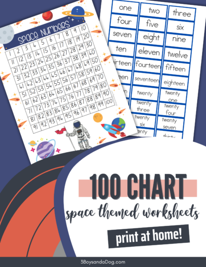 Space 100 Chart