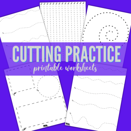 Generic Cutting Practice Sheets